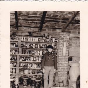 Photo Histoire-Poterie d'Anduze -Les Enfants de Boisset