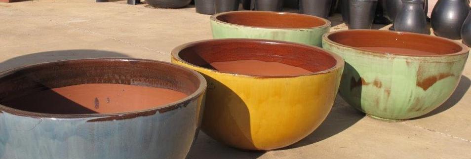 Vasques-Poterie d'Anduze -Les Enfants de Boisset
